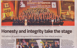 Focus Report of StarMetro • Honesty and Integrity take the Stage