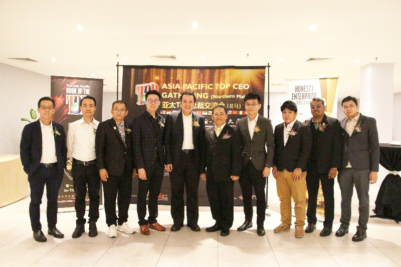 Asia Pacific TOP CEO Gathering (Northen Malaysia)